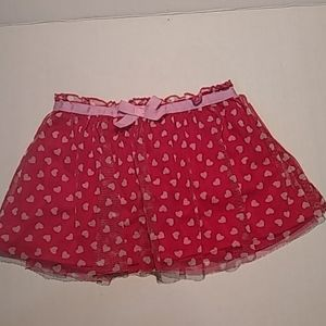 5 for $25 Disney pink skorts size 18 months.